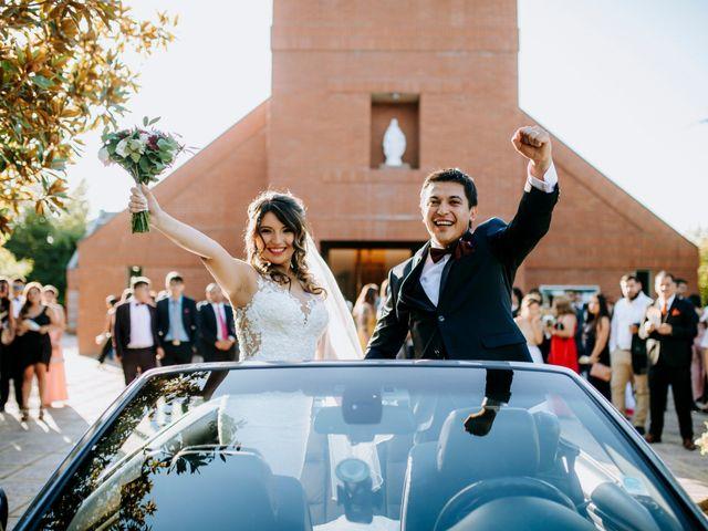 El matrimonio de Camilo  y Alicia  en Padre Hurtado, Talagante 12