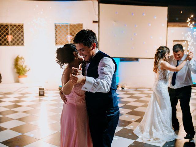 El matrimonio de Camilo  y Alicia  en Padre Hurtado, Talagante 47