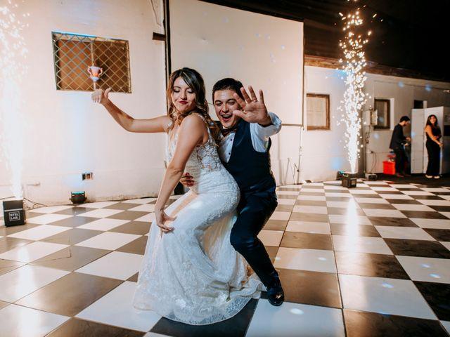 El matrimonio de Camilo  y Alicia  en Padre Hurtado, Talagante 49