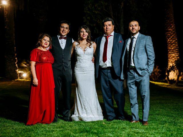El matrimonio de Camilo  y Alicia  en Padre Hurtado, Talagante 50