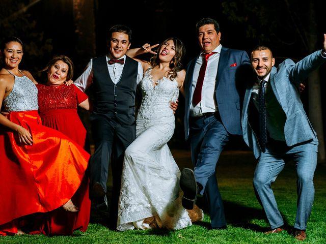 El matrimonio de Camilo  y Alicia  en Padre Hurtado, Talagante 51