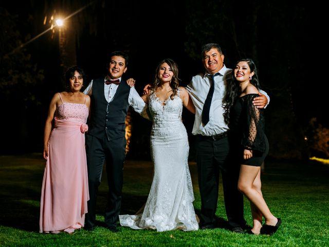 El matrimonio de Camilo  y Alicia  en Padre Hurtado, Talagante 52