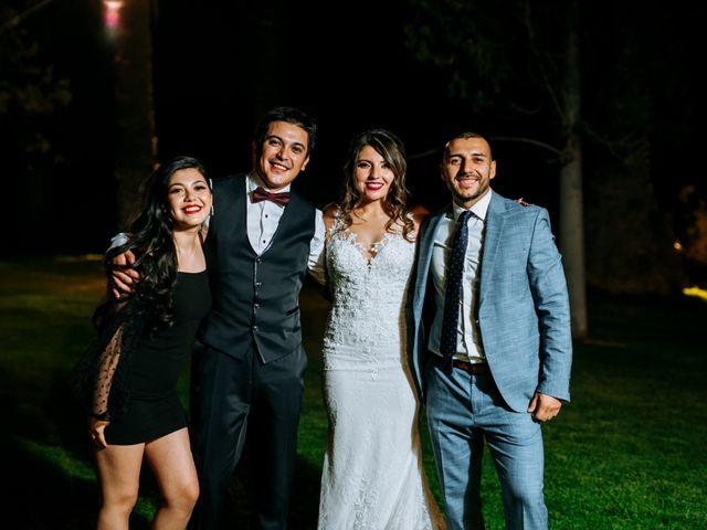 El matrimonio de Camilo  y Alicia  en Padre Hurtado, Talagante 53