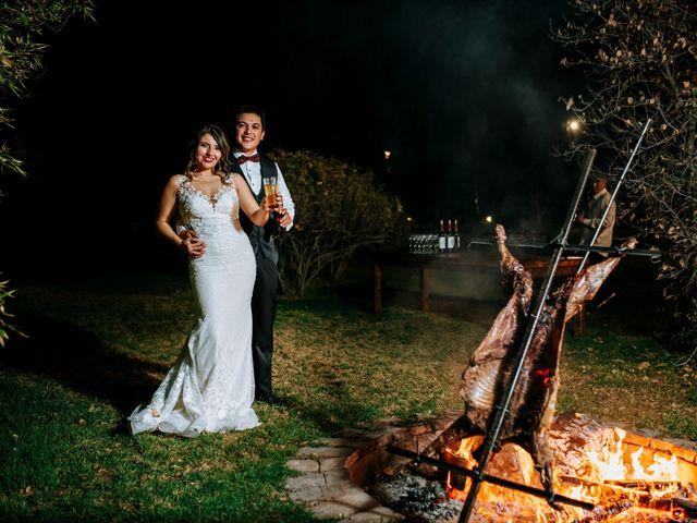 El matrimonio de Camilo  y Alicia  en Padre Hurtado, Talagante 54