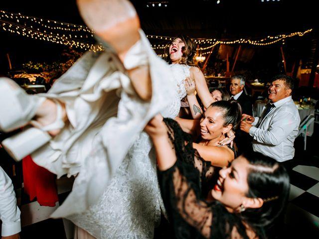 El matrimonio de Camilo  y Alicia  en Padre Hurtado, Talagante 55