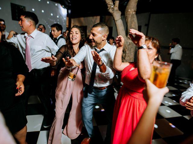 El matrimonio de Camilo  y Alicia  en Padre Hurtado, Talagante 61