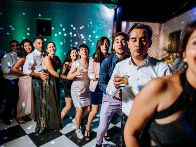 El matrimonio de Camilo  y Alicia  en Padre Hurtado, Talagante 63