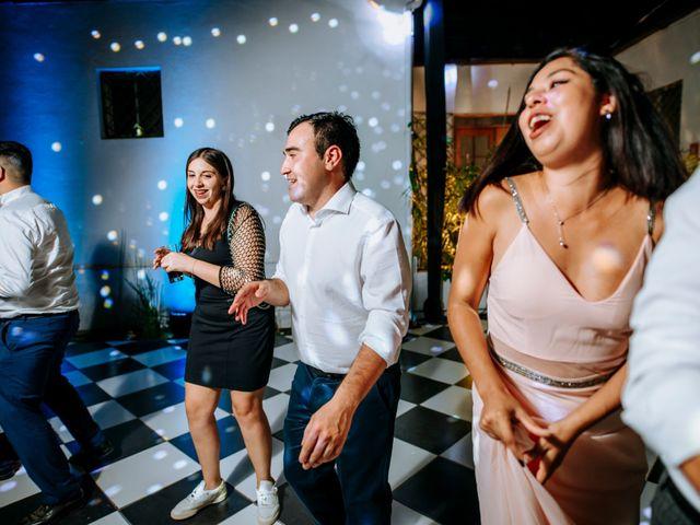 El matrimonio de Camilo  y Alicia  en Padre Hurtado, Talagante 65