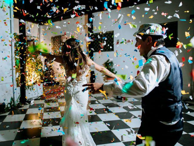 El matrimonio de Camilo  y Alicia  en Padre Hurtado, Talagante 73