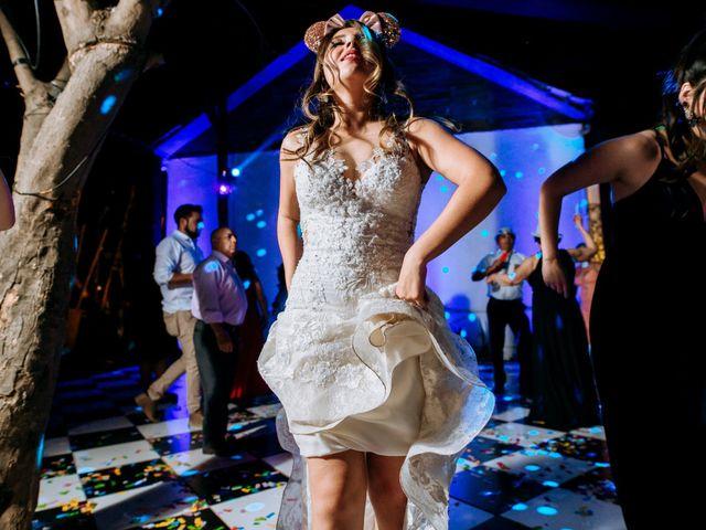 El matrimonio de Camilo  y Alicia  en Padre Hurtado, Talagante 84