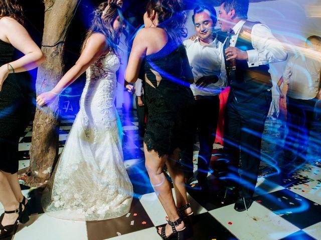 El matrimonio de Camilo  y Alicia  en Padre Hurtado, Talagante 88