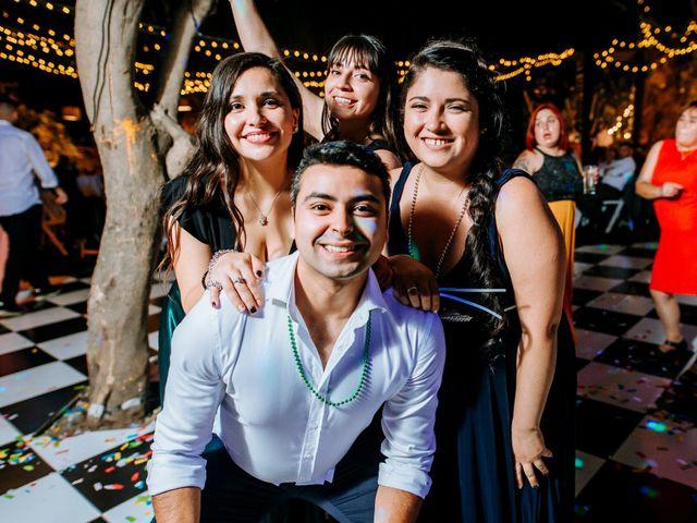 El matrimonio de Camilo  y Alicia  en Padre Hurtado, Talagante 92