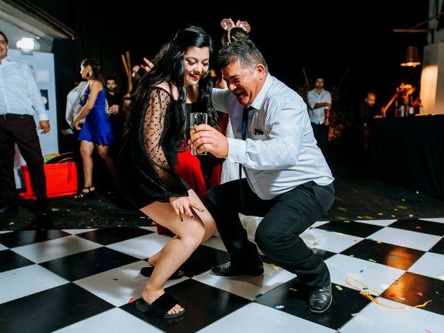 El matrimonio de Camilo  y Alicia  en Padre Hurtado, Talagante 93