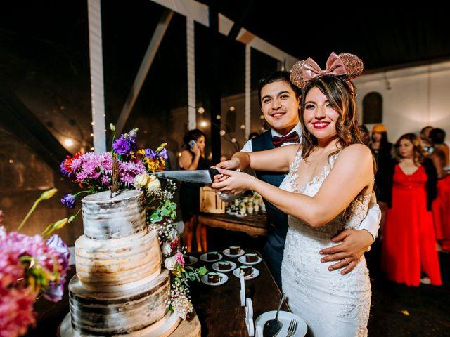 El matrimonio de Camilo  y Alicia  en Padre Hurtado, Talagante 94
