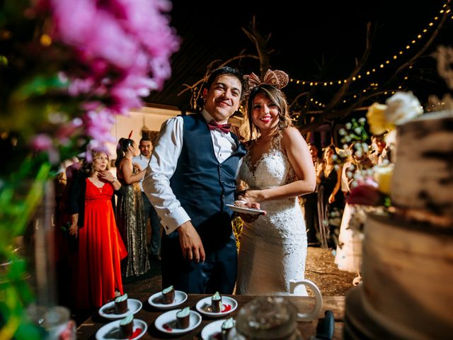 El matrimonio de Camilo  y Alicia  en Padre Hurtado, Talagante 96