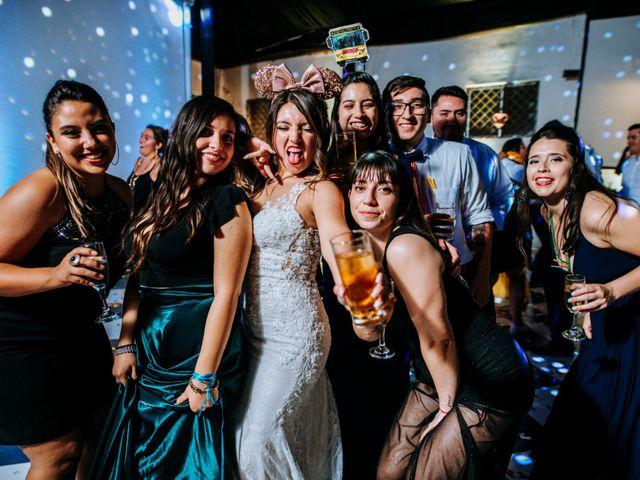 El matrimonio de Camilo  y Alicia  en Padre Hurtado, Talagante 99
