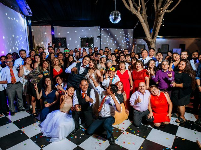 El matrimonio de Camilo  y Alicia  en Padre Hurtado, Talagante 100