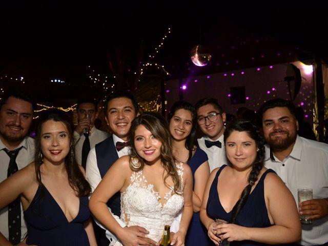 El matrimonio de Camilo  y Alicia  en Padre Hurtado, Talagante 102