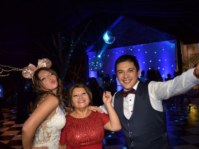 El matrimonio de Camilo  y Alicia  en Padre Hurtado, Talagante 108
