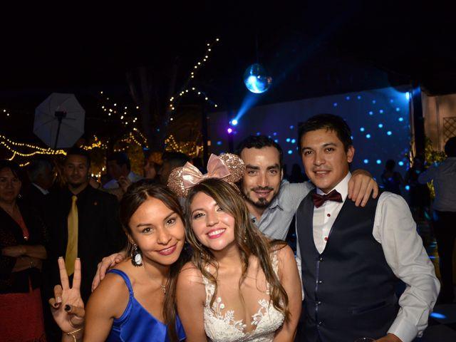 El matrimonio de Camilo  y Alicia  en Padre Hurtado, Talagante 110