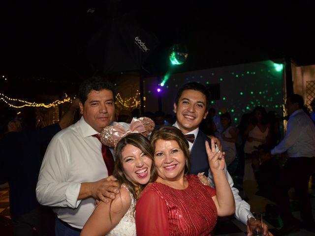 El matrimonio de Camilo  y Alicia  en Padre Hurtado, Talagante 111