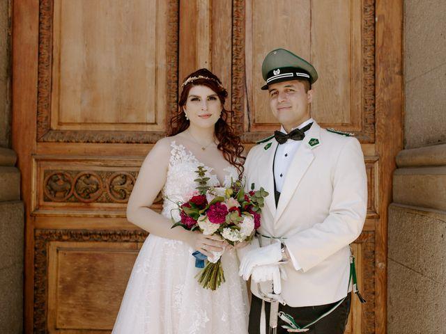El matrimonio de Melissa y Emilio
