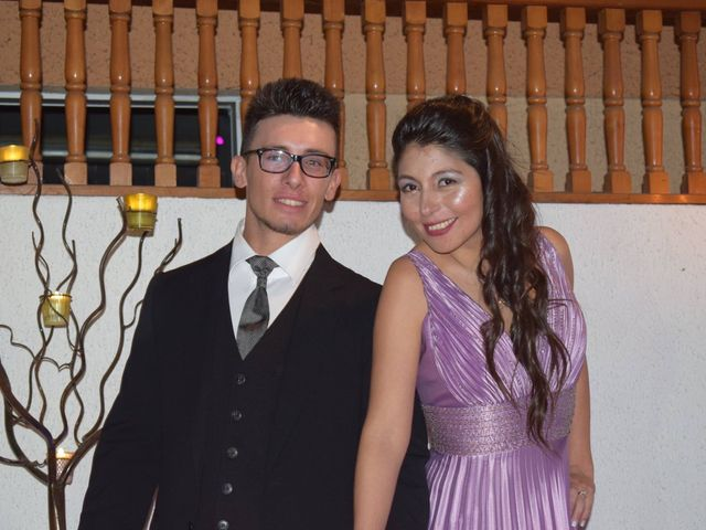 El matrimonio de Grace y Massimo