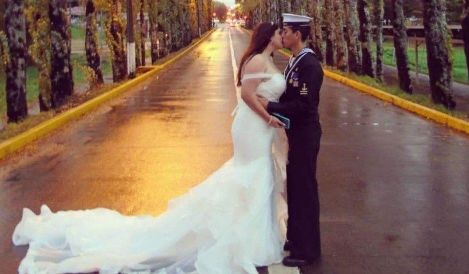 El matrimonio de Cristoffer  y Dayra  en Valdivia, Valdivia
