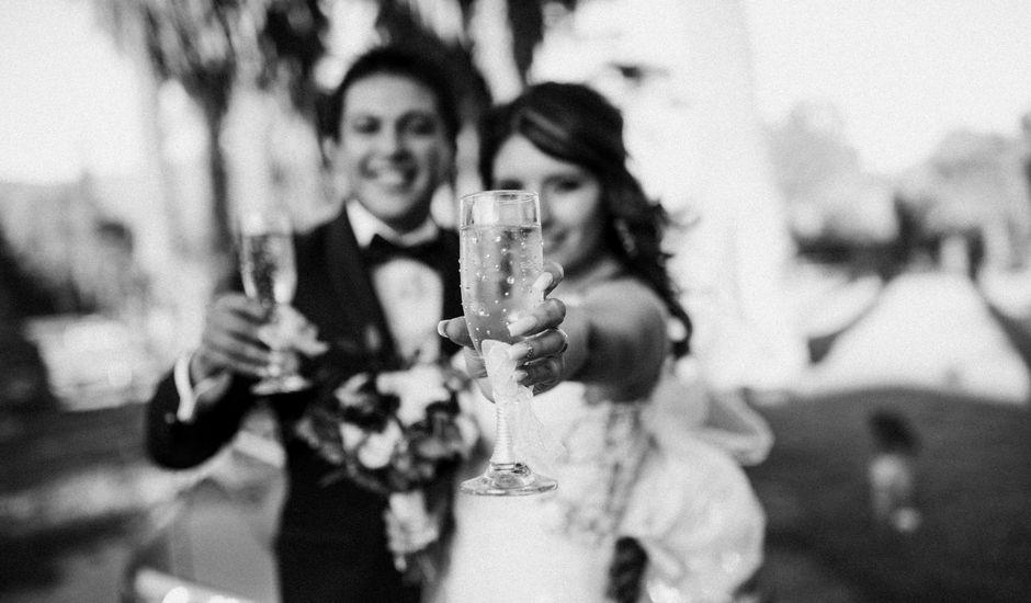 El matrimonio de Camilo  y Alicia  en Padre Hurtado, Talagante