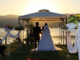 El matrimonio de Cristián y Valeria 1