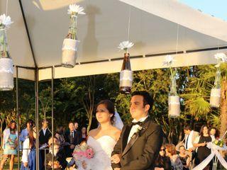 El matrimonio de Cristián y Valeria 2