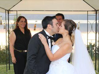 El matrimonio de Cristián y Valeria 3