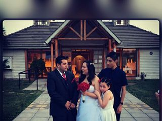 El matrimonio de Jessica y Carlos 2