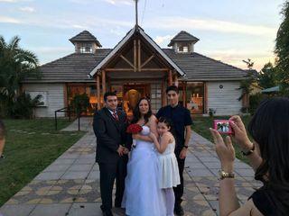 El matrimonio de Jessica y Carlos