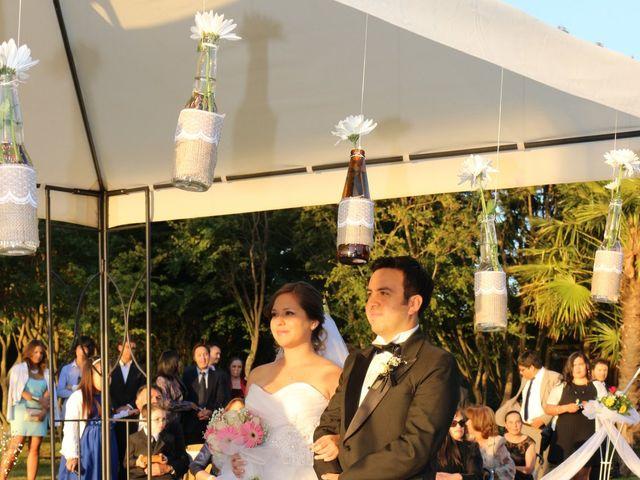 El matrimonio de Valeria y Cristián en Chiguayante, Concepción 3