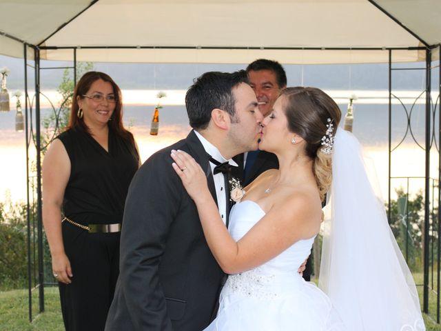 El matrimonio de Valeria y Cristián en Chiguayante, Concepción 1