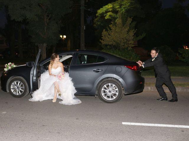 El matrimonio de Valeria y Cristián en Chiguayante, Concepción 6