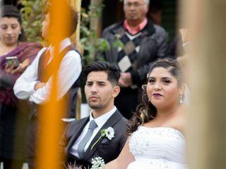El matrimonio de Lia y Lalo