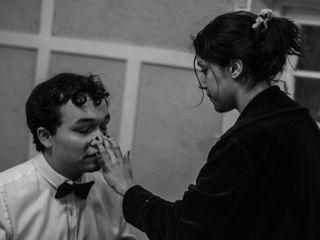 El matrimonio de Alexandra y Esteban 2