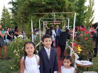 El matrimonio de Daniela y Manuel 1