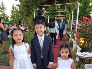 El matrimonio de Daniela y Manuel 3
