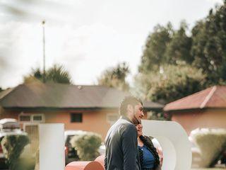 El matrimonio de Boris y Alejandra 3