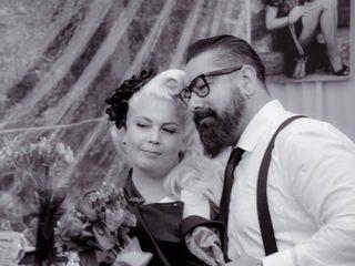 El matrimonio de Tamara y Mauricio