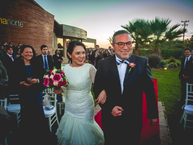 El matrimonio de Jorge y Gabriela en La Serena, Elqui 7