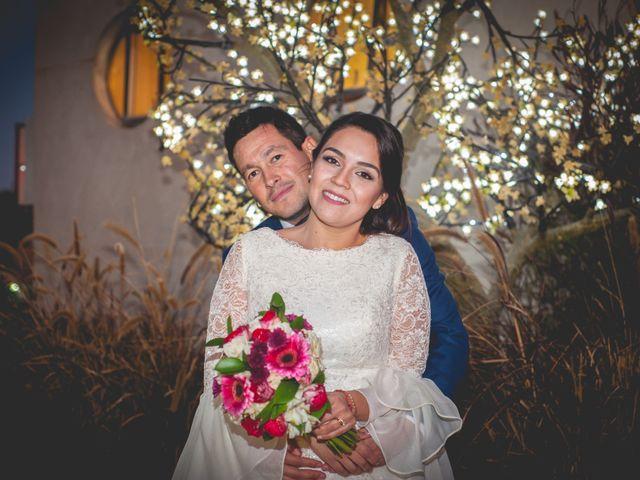 El matrimonio de Gabriela y Jorge
