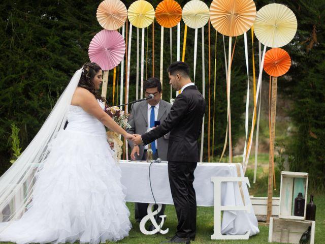 El matrimonio de Lalo y Lia en Coquimbo, Elqui 21