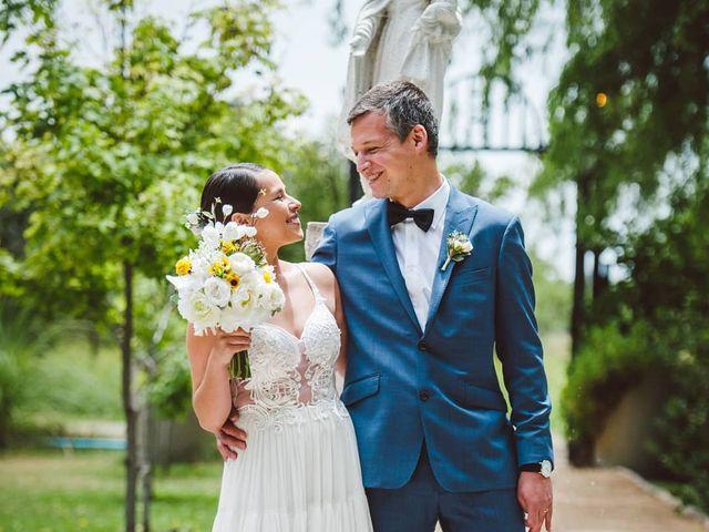 El matrimonio de Sofía y Rodrigo