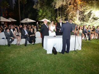 El matrimonio de Ximena y Alejandro 2