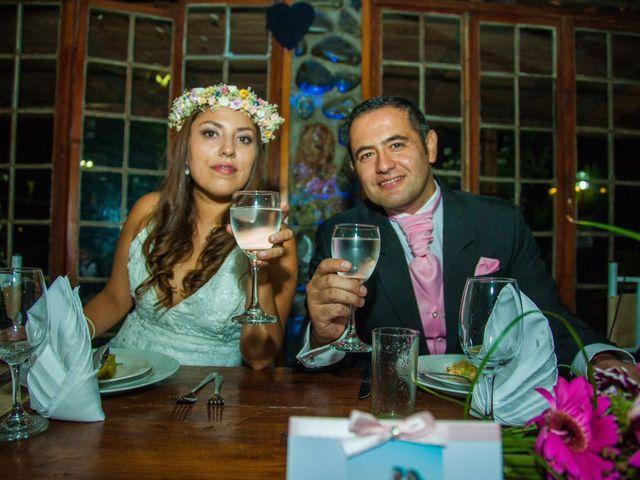 El matrimonio de Barbara  y Jorge