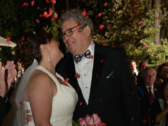 El matrimonio de Alejandro y Ximena en Las Condes, Santiago 1
